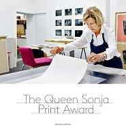 - The Queen Sonja Print Award (bok)