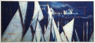 Per Fronth - Voiles/ Night & Day/ Winter Scene (Kragerø)