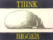 Michael Kvium - Think Bigger