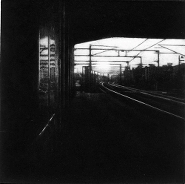 Anja Percival - Station light XII