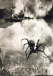 Jaco Putker - The man and the spider