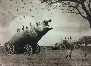 Jaco Putker - The children and the hippos