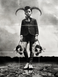 Jaco Putker - The boy and the mask (stor)