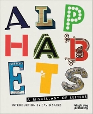 - David Sacks: Alphabets (bok)